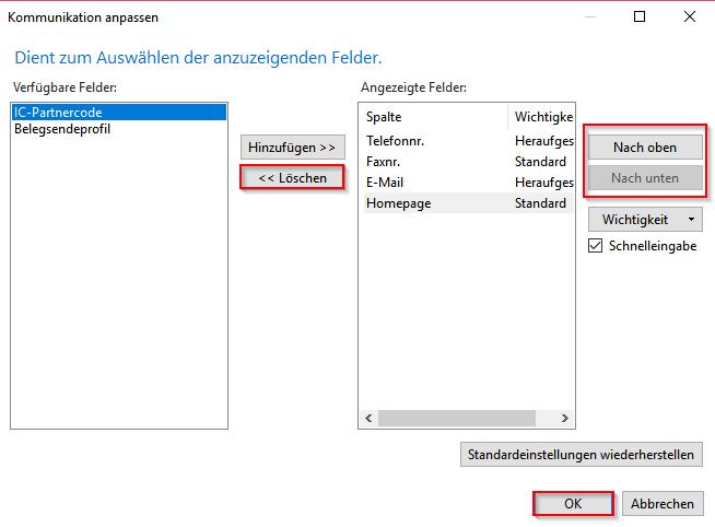 Microsoft Dynamics NAV 2017 – Felder anpassen