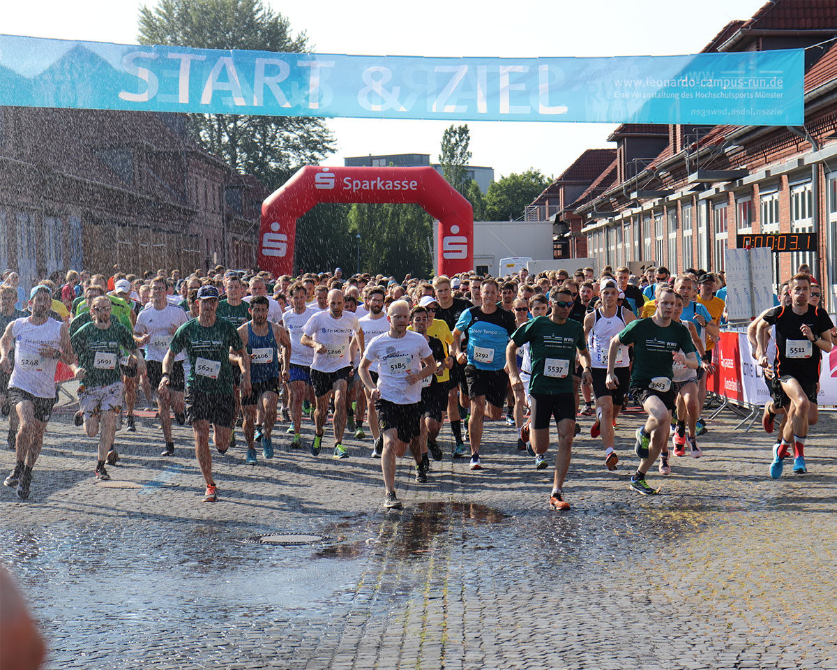 Leonardo Campus Run