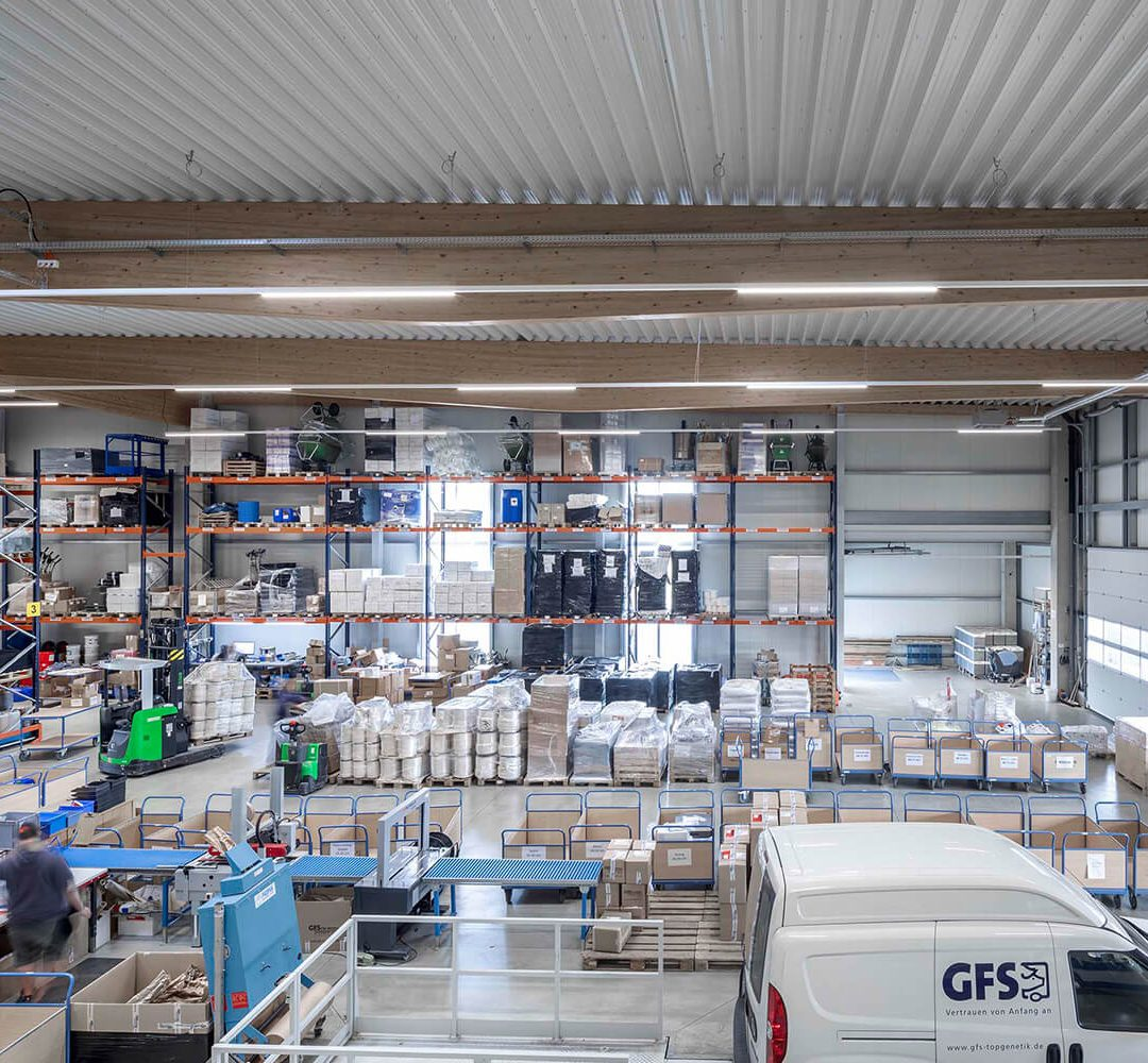 GFS Dynamics NAV im Agrarhandel