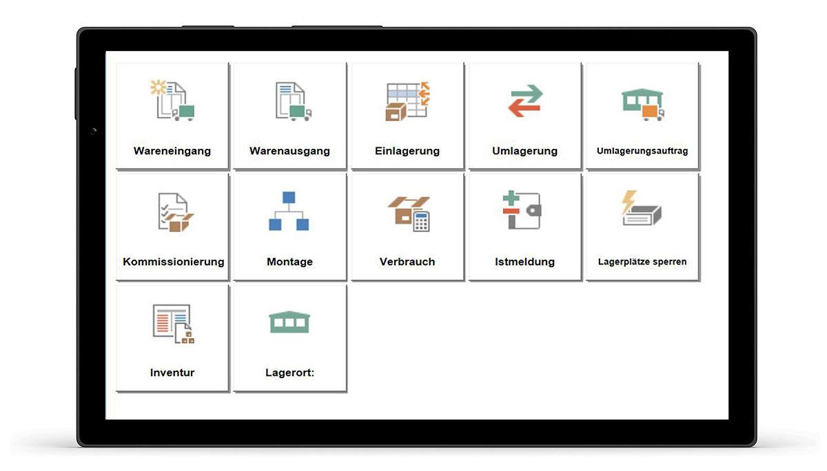 Mobile Datenerfassung für Microsoft Dynamics