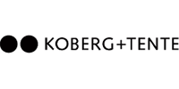 Koberg + Tente - Logo