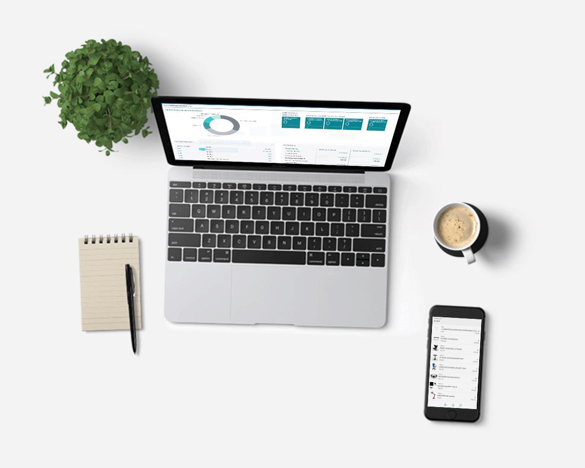 Softwarelösung für den Mittelstand
