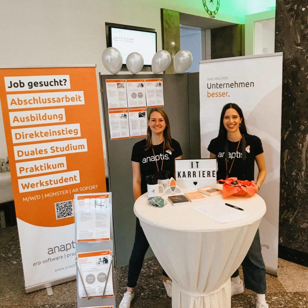 JobHub IT - anaptis GmbH